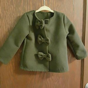 Other - Green Jacket